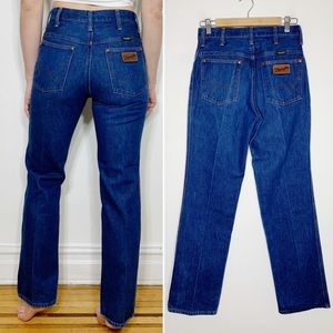 WRANGLER Vintage super high rise mom jeans